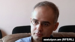 Levon Zurabian, the chief HAK negotiator
