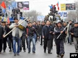 Бишкек, 2010-жылдын 7-апрели.