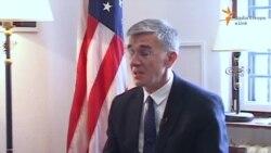 Intervista me ambasadorin amerikan në Kosovë, Greg Delawie