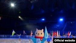 Tajikistan/Japan, Asial Winter games in Japan,27February2017