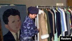 Непроданные лоты из гардероба Елены Чаушеску