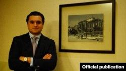 Сын экс-главы министерства национальной безопасности Азербайджана Анар Махмудов.