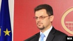 Вицепремиерот и министер за финансии Зоран Ставрески