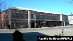 Naxçıvanda müxalifət partiyalarının yerləşdiyi bina