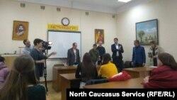 Фестиваль языков во Владикавказе