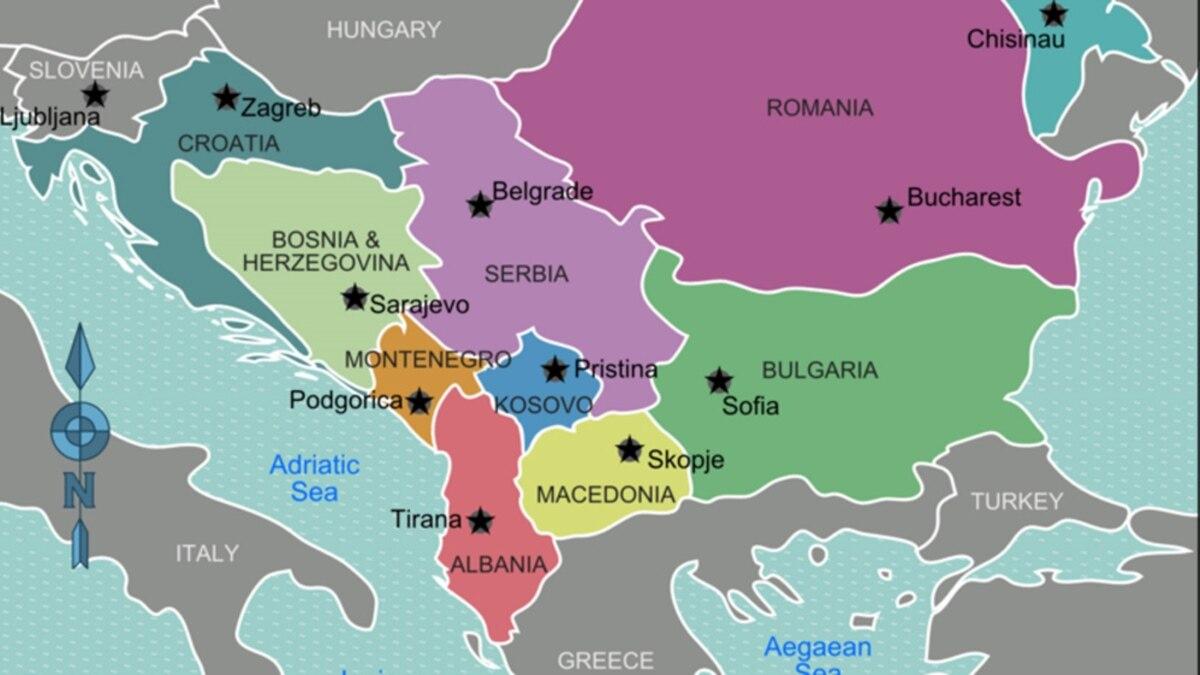 Amerika I Eu Prepustile Balkan Turskoj I Rusiji