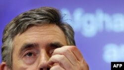U.K. Prime Minister Gordon Brown