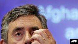 U.K. Prime Minister Gordon Brown