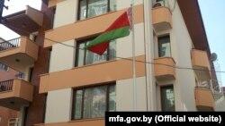 Амбасада Беларусі ў Турцыі