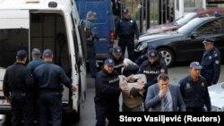 Hapšenje osumnjičenih za učešće u pokušaju navodnog državnog udara 2016.