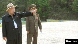 Лидер Северной Кореи
