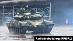 Модернізований Т-64