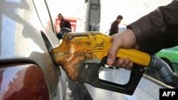 یک جایگاه توزیع سوخت در ایران