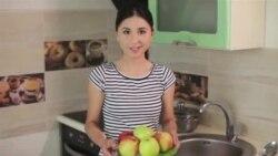 Видеоуроки «Elifbe». Компот из свежих фруктов
