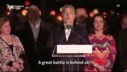 Fidesz a cîștigat alegerile generale din Ungaria