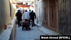 بغداد سوق الزوالي (الارشيف)