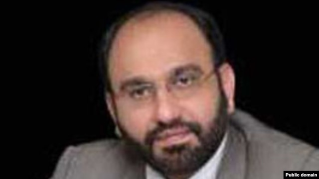 Mehdi Khazali, an Iranian blogger and son of a hard-line ayatollah
