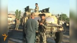 Five Taliban Militants Killed In Attack On Afghan Police Compound