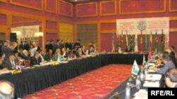 İƏT-ə üzv ölkələrin xarici işlər nazirlikləri başçılarının toplantısı, Bakı, 4 may 2006