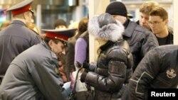 """Проверка багажа в аэропорту """"Домодедово"""""""