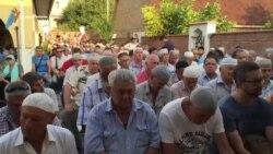 Дуа проти репресій: у будинку Ільмі Умерова провели молебень