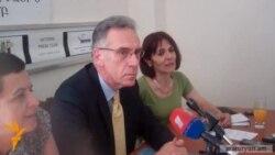 Անրի Ռենո․ «Հայաստանում կայանում է քաղաքացիական հասարակություն»