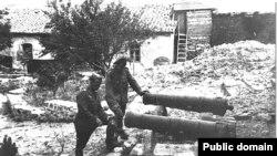Німецькі солдати у Криму