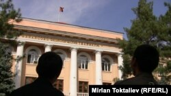 Один из университетов Кыргызстана. Фото из архива