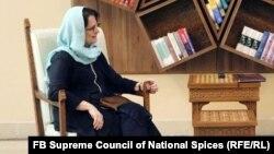 دیبرا لاینز نمایندهی ویژه سازمان ملل متحد برای افغانستان