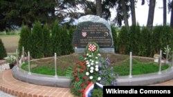 Spomenik u Bleiburgu