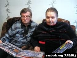 Міхаіл і Ніна Жызьнеўскія