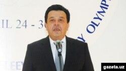 Бывший ректор Ташкентского государственного экономического университета Баходыр Ходиев.