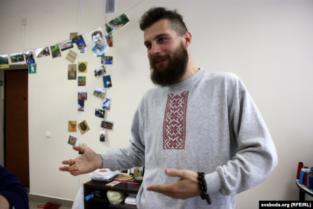 Антон Талашка