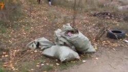Махачкалинцы провели субботник против застройки парка