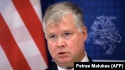 U.S. Deputy Secretary of State Stephen Biegun (file photo)