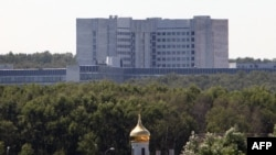 Здание Службы внешней разведки в Ясенево: именно здесь должны быть больше всего озабочены судьбой российских нелегалов.