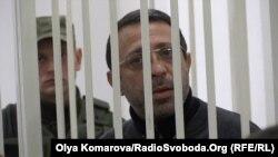 Геннадій Корбан під час засідання суду у Києві. 25 січня 2016 року