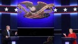 Грани Времени.Клинтон vs Трамп. Раунд первый: ничья?