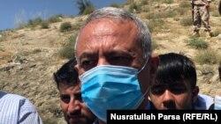 محمد هاشم اورتاق معین وزارت داخله افغانستان