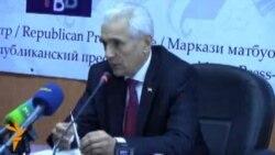 Зарифи говорил о Сохе и других приграничных проблемах в регионе