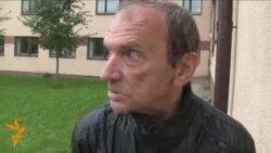 Савецкі палітвязень Сяргей Хаджанкоў пра першы дзень працэсу