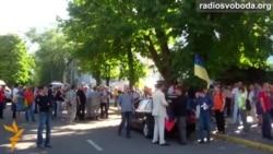 У Дніпропетровську активісти домоглись відставки керівника обласної міліції