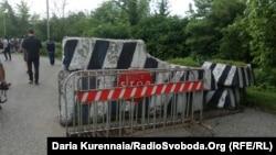 Пункт пропуска Ингури между Грузией и Абхазией