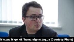 Постоянный представитель президента Украины в Автономной Республике Крым Антон Кориневич