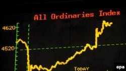 تمام بازارهای سهام به رونق نسبی رسیدند. (عکس: epa)