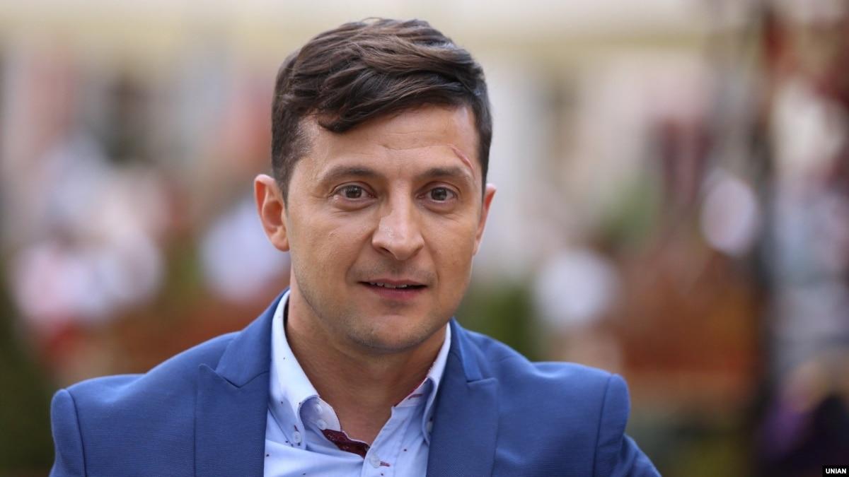 Досье кандидата. 13 фактов о Владимире Зеленского
