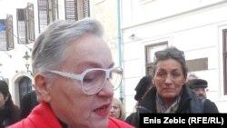 Dunja Vejzović, foto: Enis Zebić