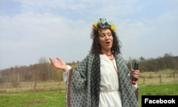 Сьпявачка Руся (Марына Шукюрава)