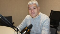 Valentina Ursu în dialog cu deputatul Alexandru Slusari