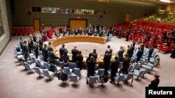 Засідання Ради безпеки ООН